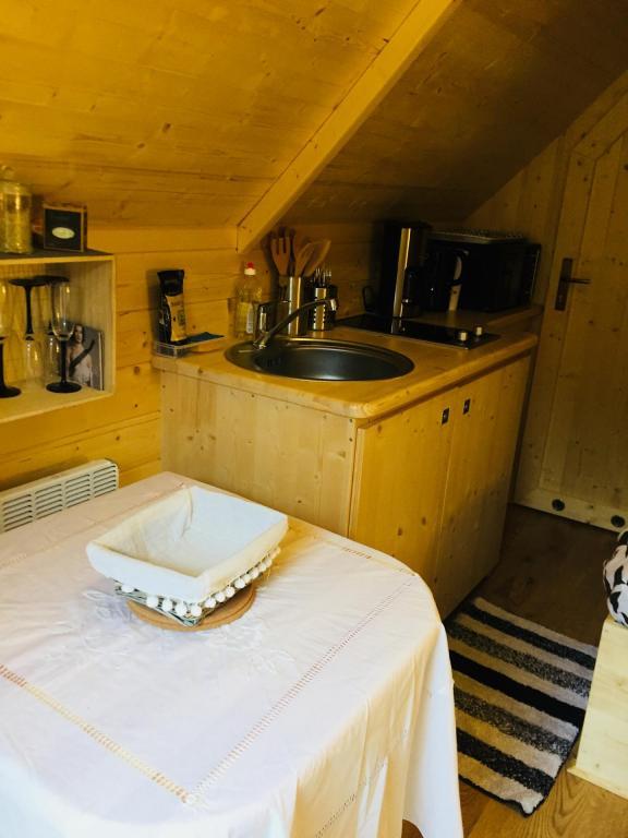 Cabane de Morphée